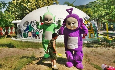 Desa teletubbies Jogja