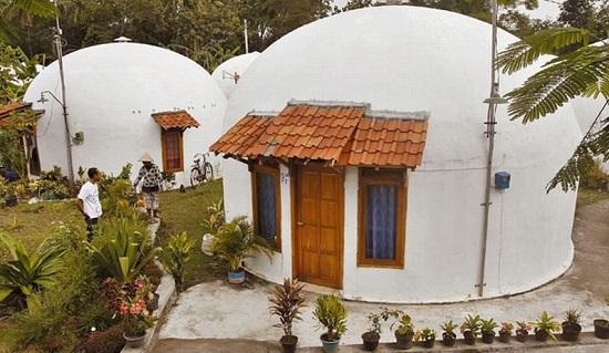Rumah Tahan Gempa di Jogja