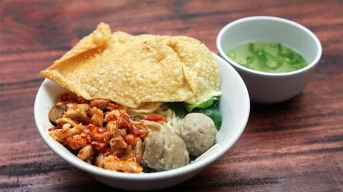 Mie Ayam Populer di Jogja