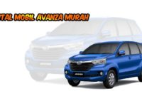 Rental Mobil Jogja Avanza