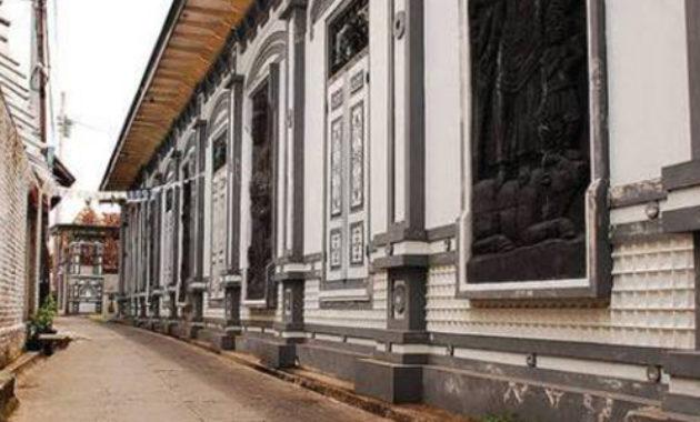Rumah Pesik Mataram Islam