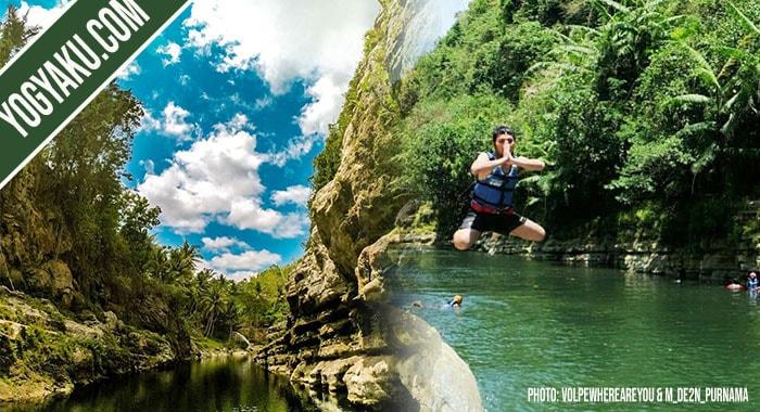 Penampakan Grand canyon jogja