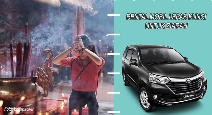 Rental Mobil Lepas Jogja Kunci Ziarah