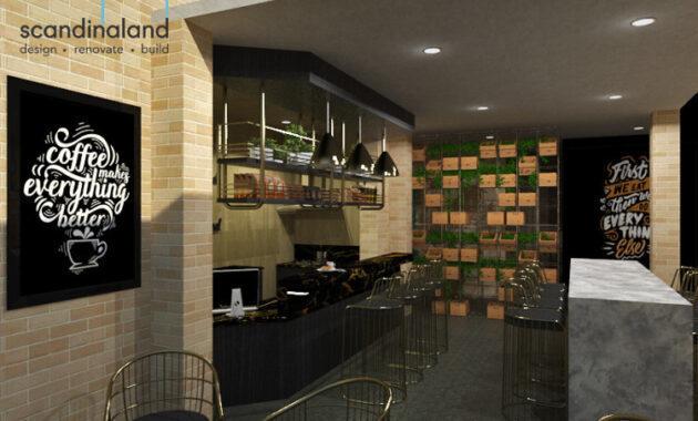 Desain interior kafe, Sumber : scandinaland.com