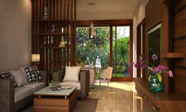 Desain ruang tamu, Sumber : lamudi.co.id